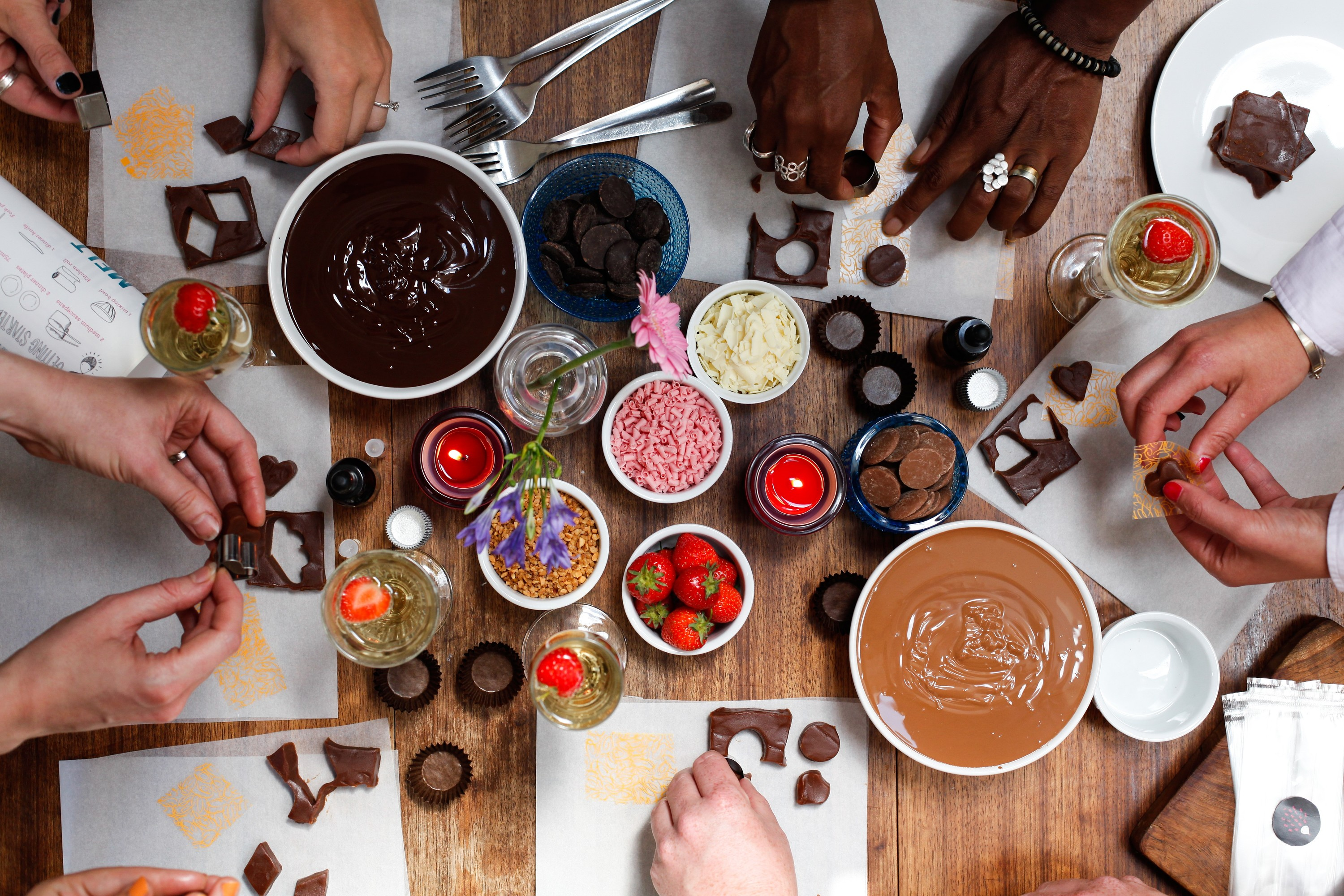 Mother's Day Luxury Chocolate Workshop