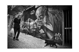 praça da alegria (©Alfredo Cunha)