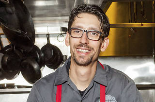 Fat Rice chef Abraham Conlon honored with 2018 James Beard Best Chef Great Lakes award