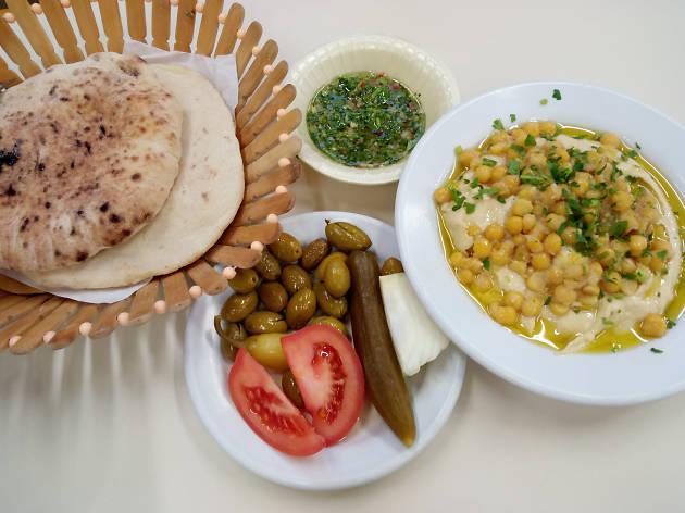 Hummus Ziv shel Danny