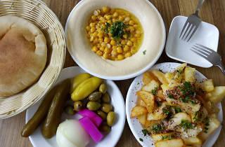 Hummus Abu Marun
