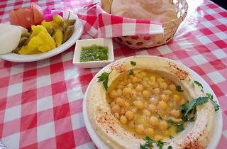 Hummus HaNamal Abu-Rami