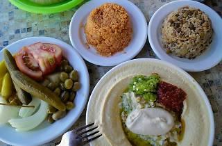 Hummus Abu Shakker
