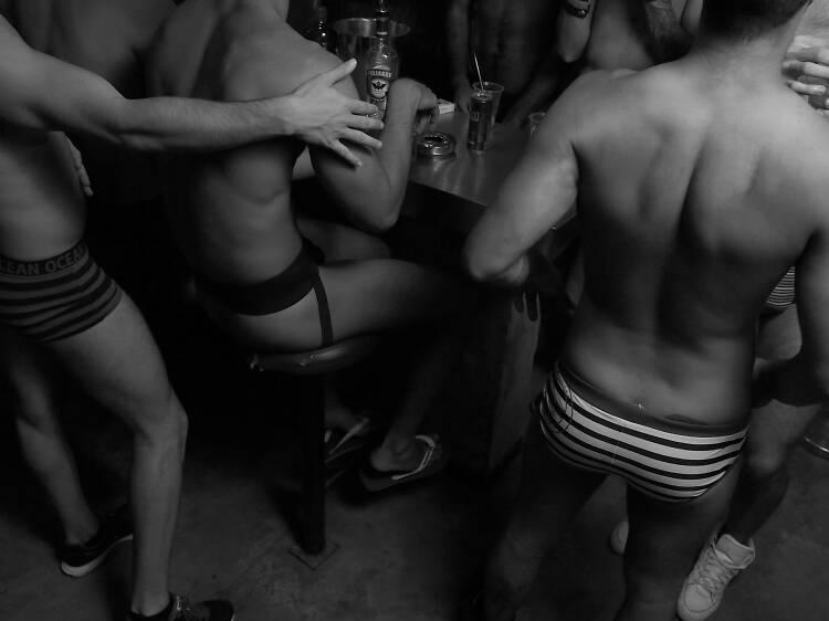 Secret seduction: Israel's more secret & sordid gay spots