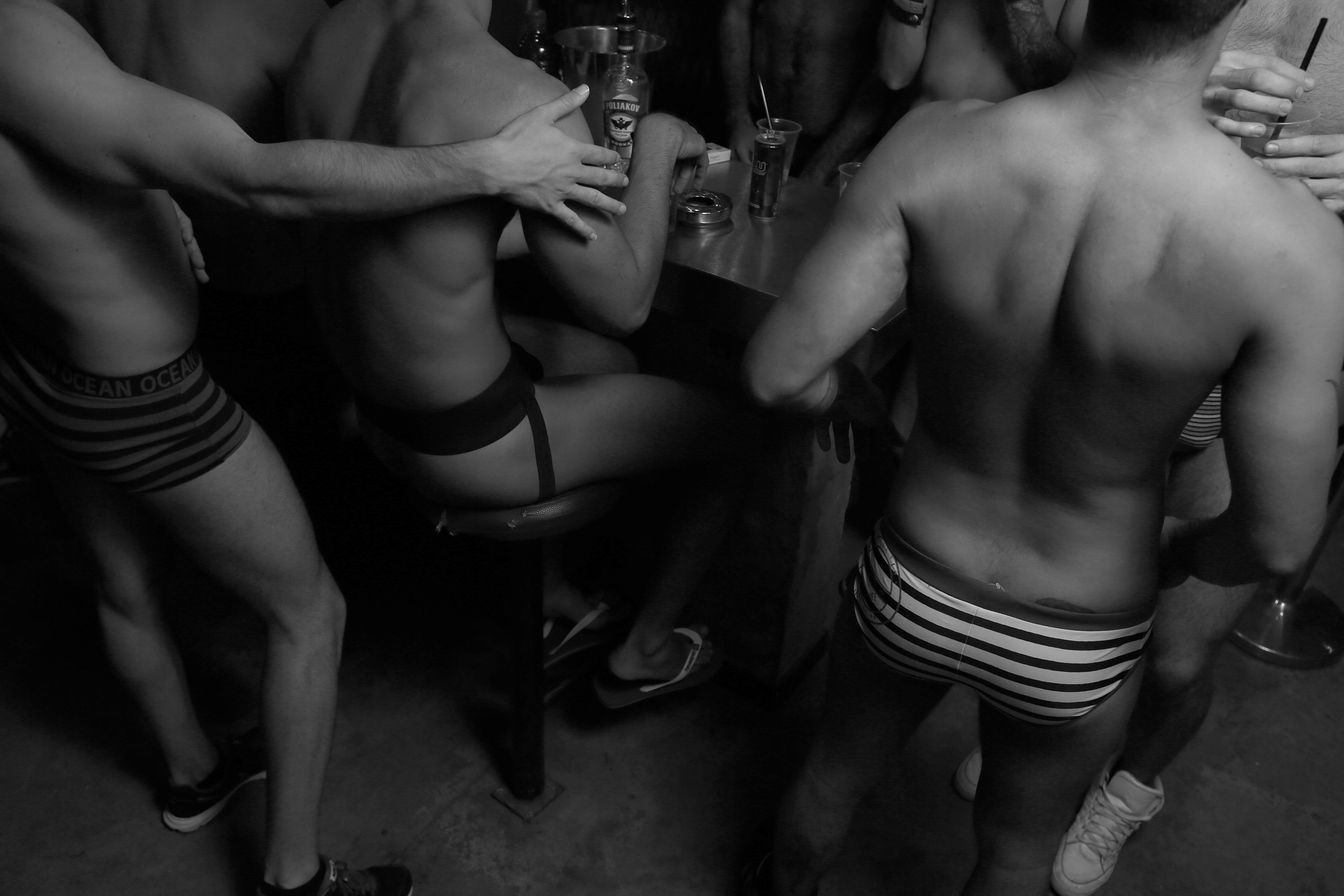 Secret seduction: Israel's more secret & sordid gay spots