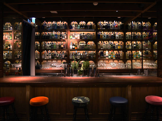 Hong Kong's best hidden bars