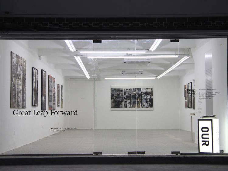 10. Visit every art gallery in KL