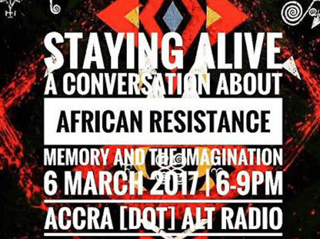 Talk: Staying Alive
