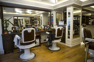 Frontier Barber