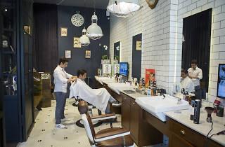 Barbershop by Muzaffer Özçelik