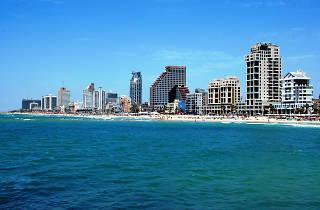 Plage à Tel-Aviv