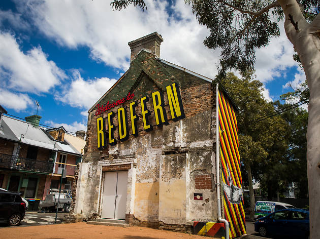 Welcome to Redfern (2013)