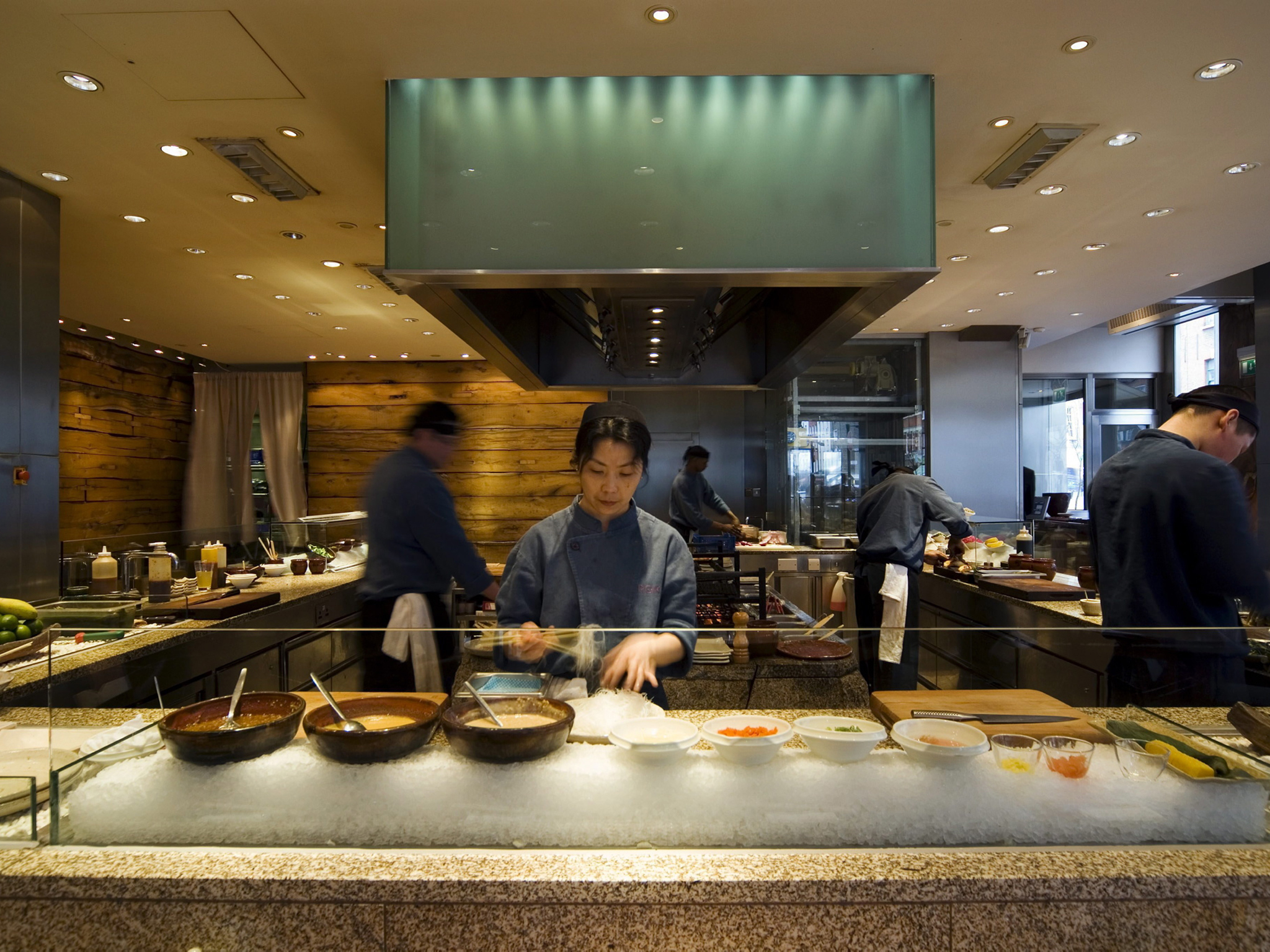 best restaurants in fitzrovia, roka