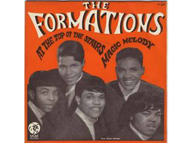 The Formations, top of the stairs, best soul songs