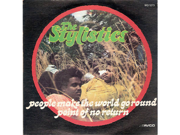 'People Make The World Go Round' - The Stylistics