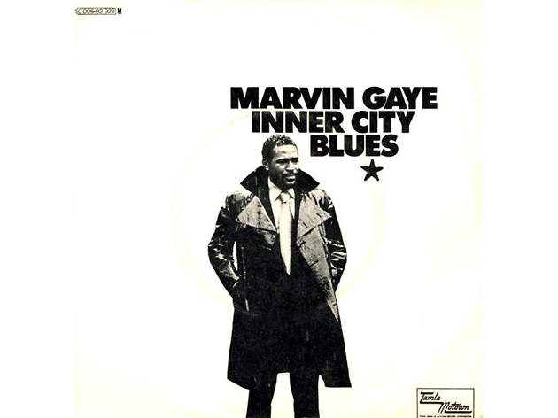 Marvin Gaye, inner city blues, best soul songs
