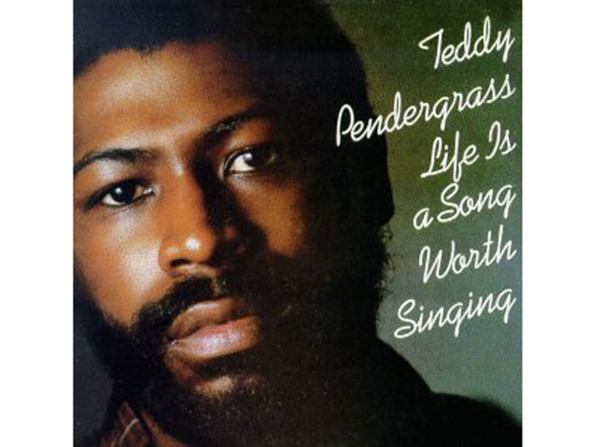 Teddy Pendergrass, best soul songs