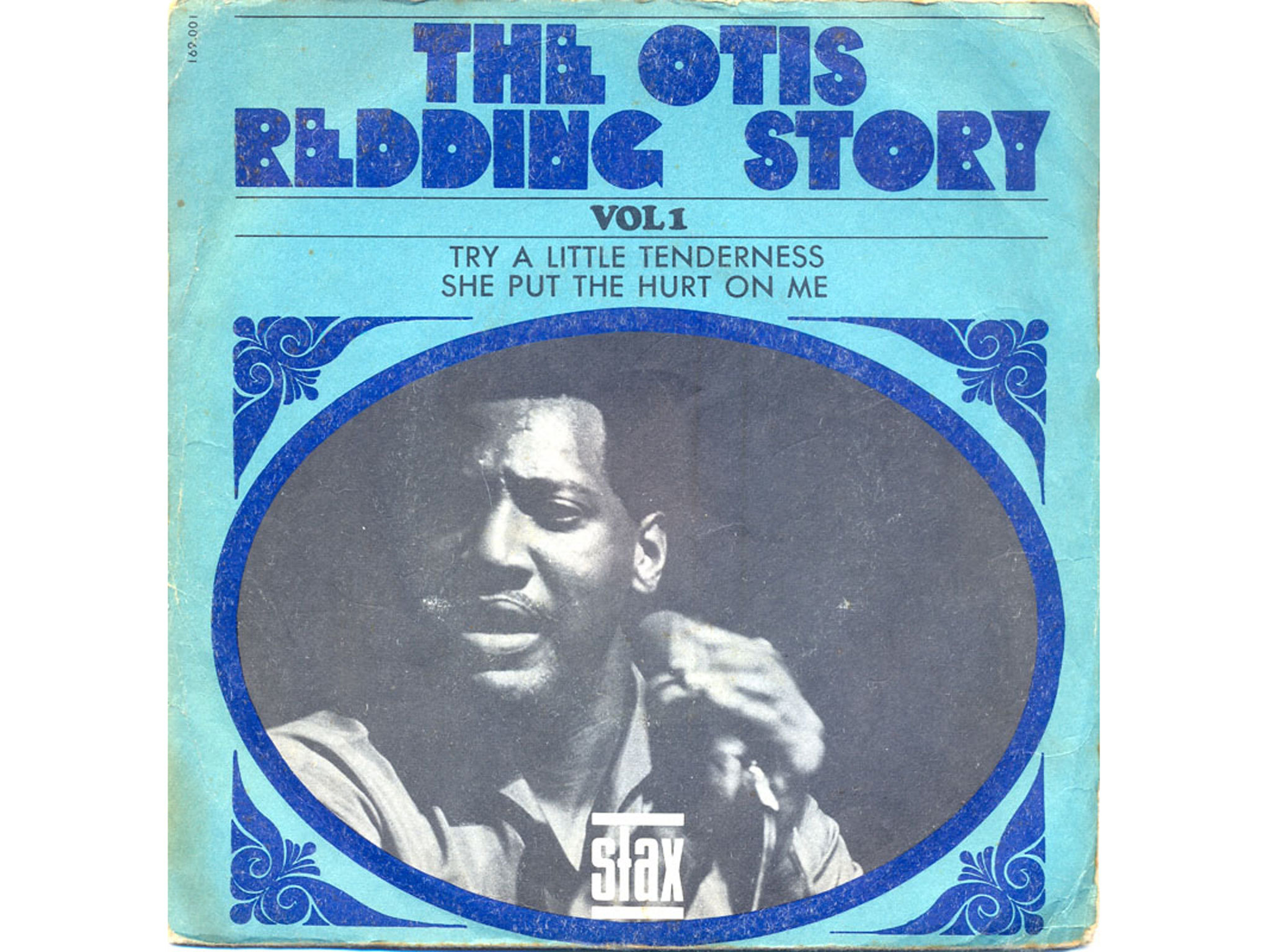 Otis Redding, try a little tenderness, best soul songs