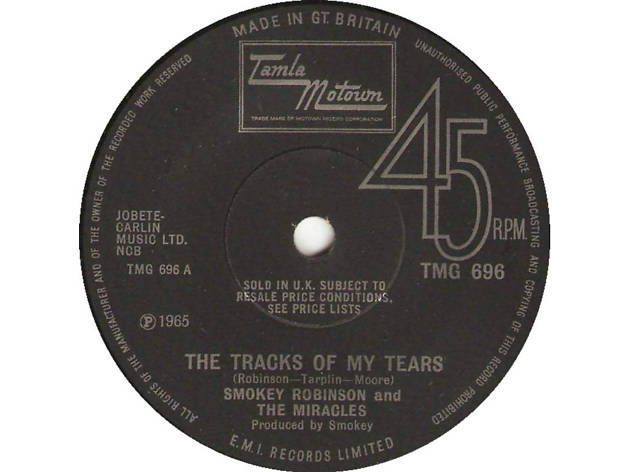 The Tracks of my Tears, best soul songs