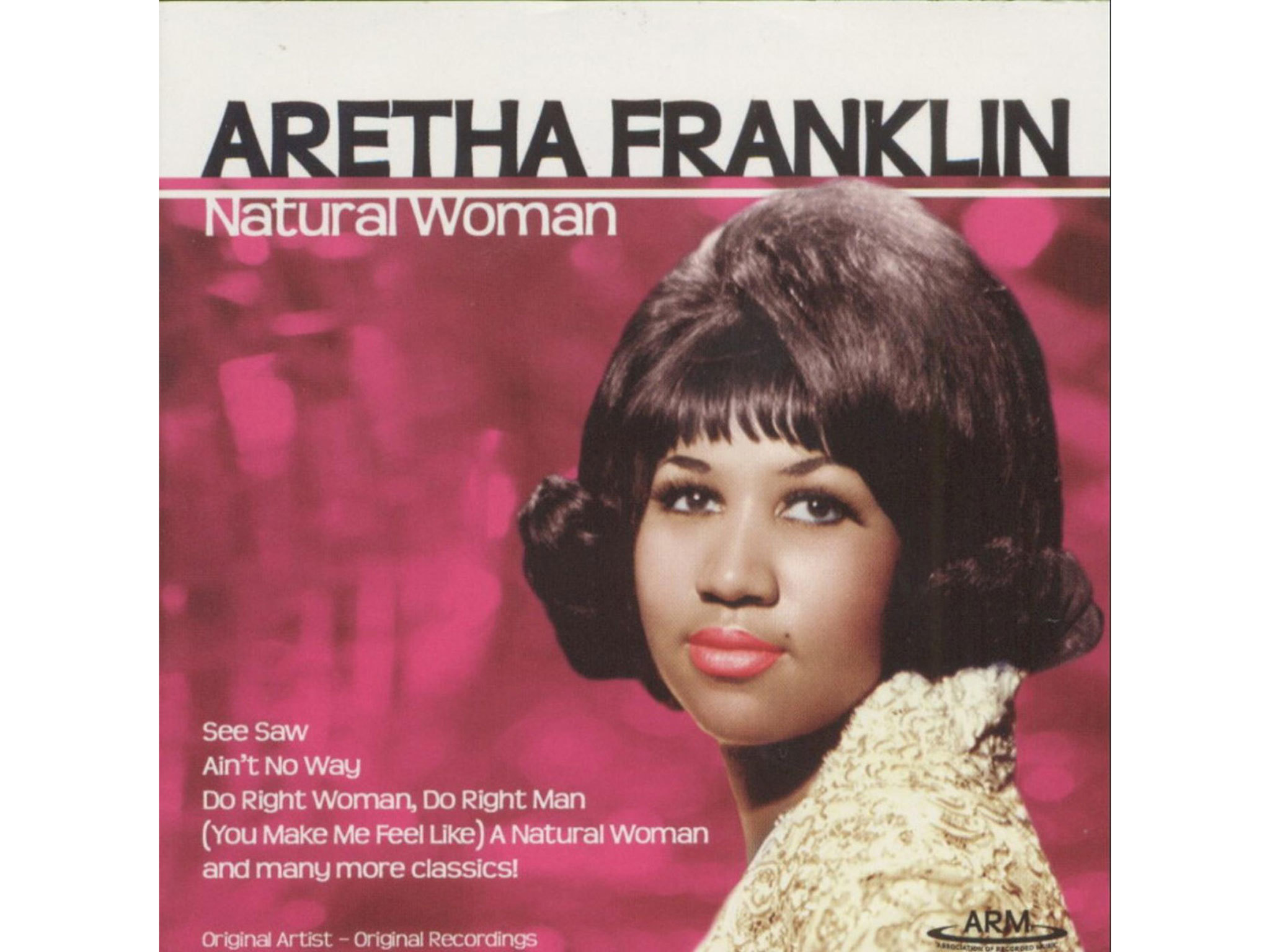 Aretha Franklin, natural woman, best soul songs
