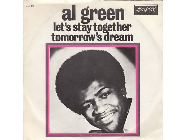 Al Green, let's stay together, best soul songs