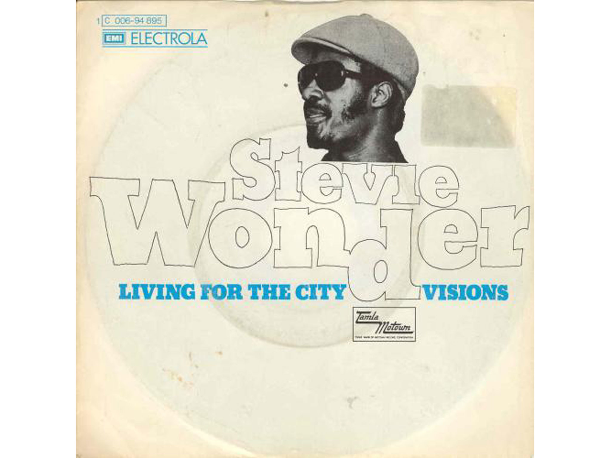 Stevie Wonder, living for the city, best soul songs