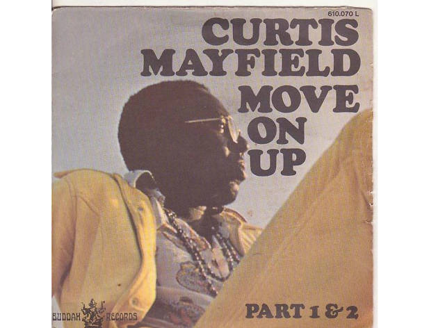 Curtis Mayfield, move on up, best soul songs