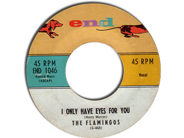 'I Only Have Eyes For You' – The Flamingoes