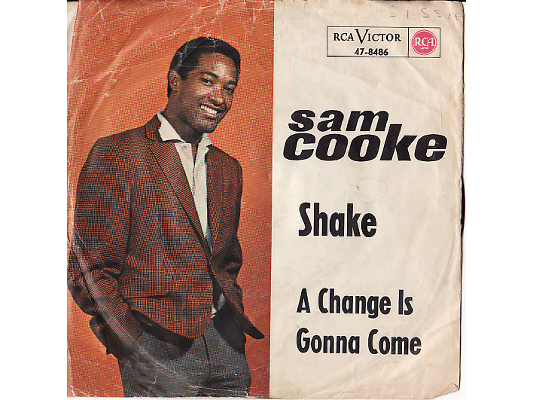 'A Change Is Gonna Come' – Sam Cooke