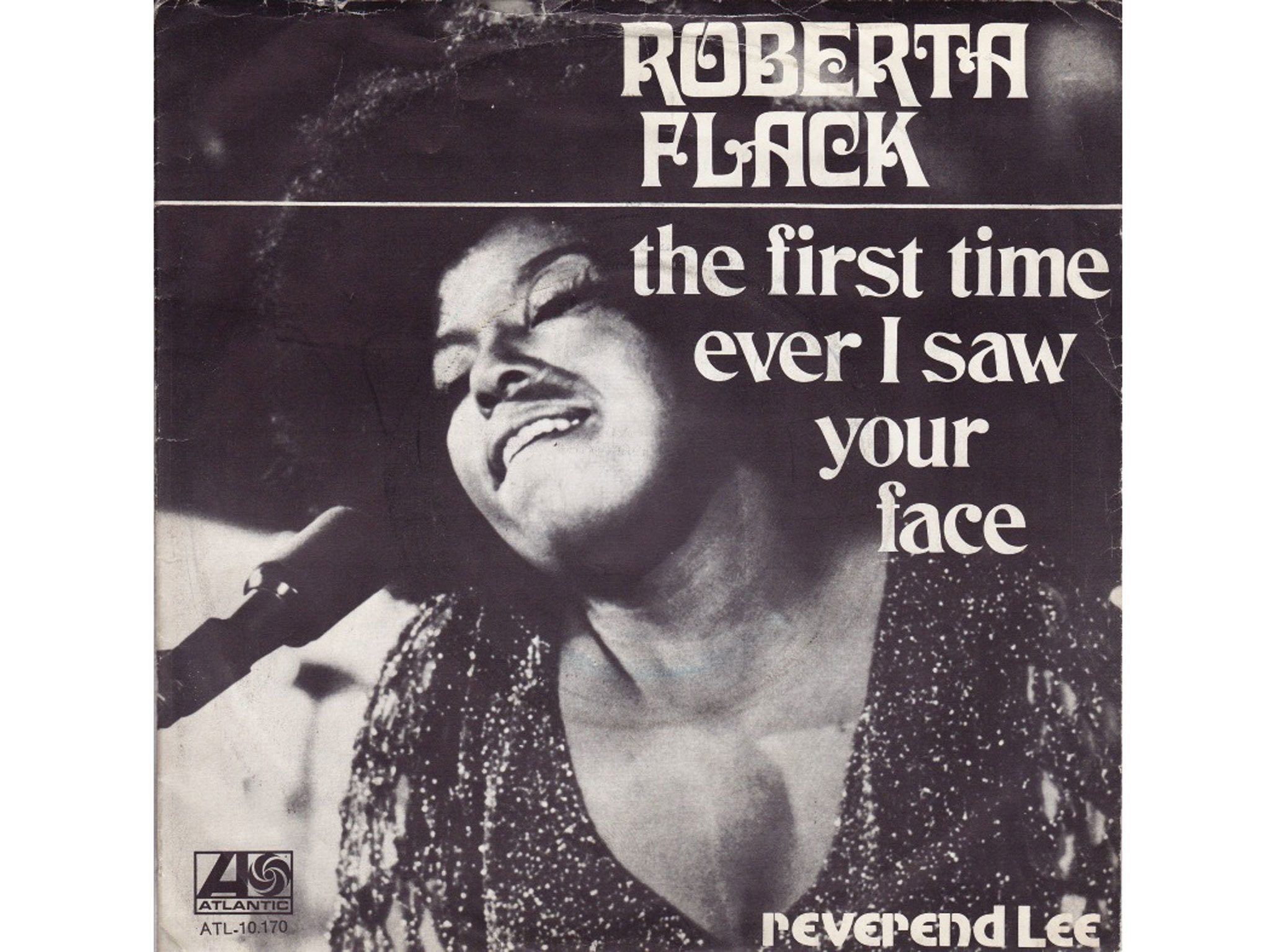 Roberta Flack, first time I ever saw your face, best soul songs