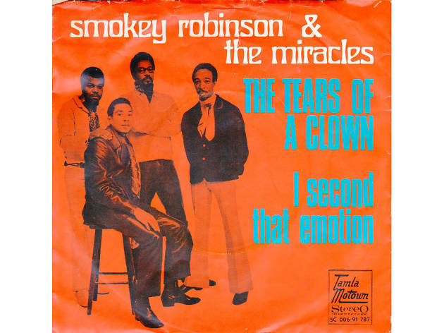 'I Second that Emotion' – Smokey Robinson and the Miracles