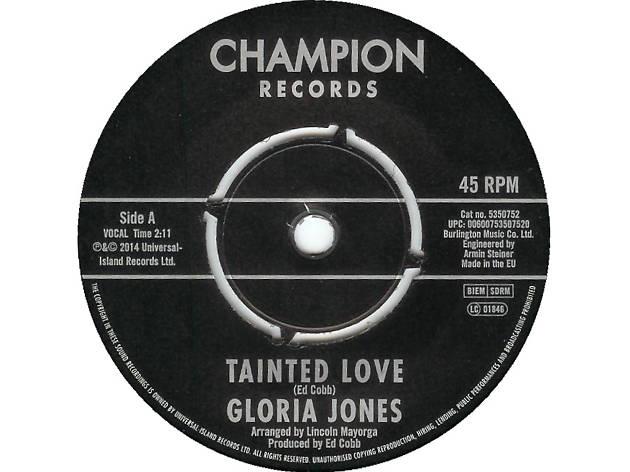Tainted Love, Gloria Jones, best soul songs