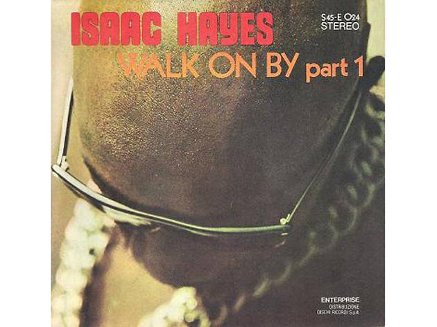 Isaac Hayes, Walk On By, best soul songs
