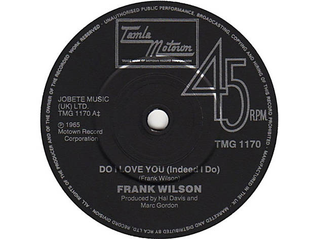 Do I Love You, Frank Wilson, best soul songs