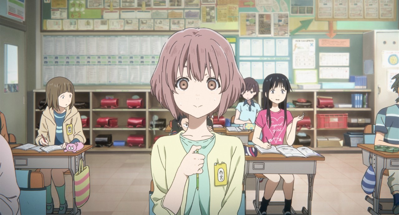 A Silent Voice (2017), directed by Naoko Yamada | Film review