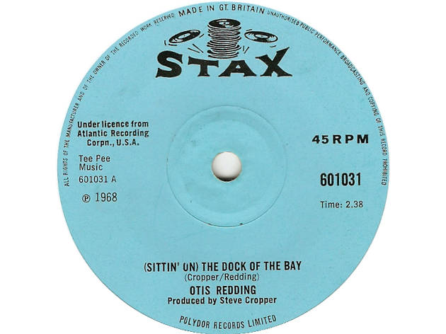 Sitting on the dock of the bay, best soul songs