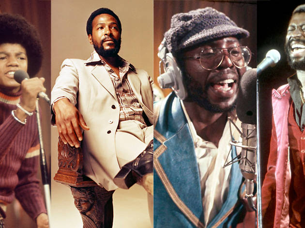 The 50 best soul songs