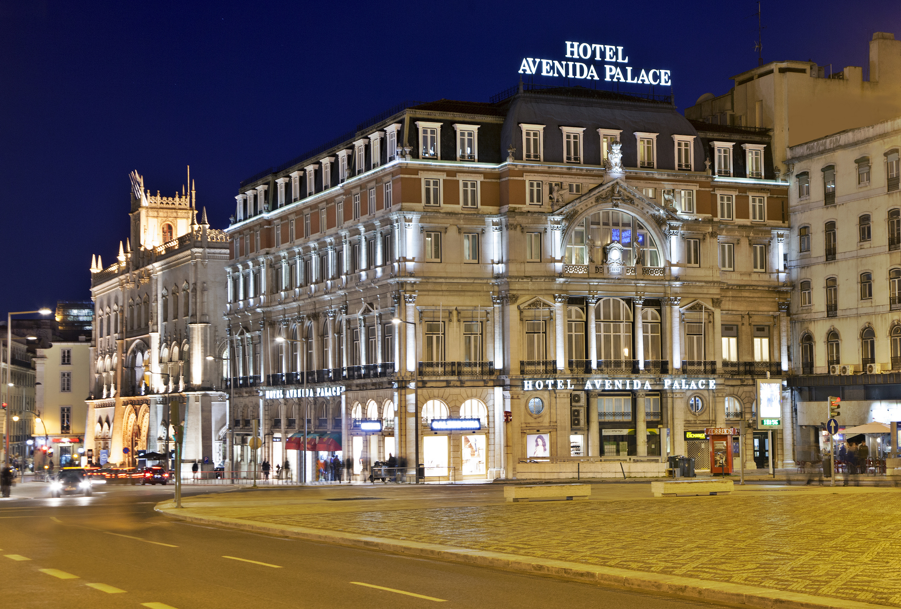 Hotel Avenida Palace The Best Hotels In Baixa And Rossio Where To Stay In Lisbon