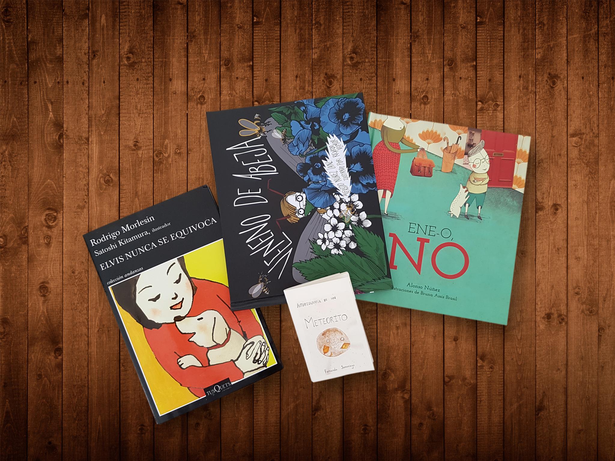 Libros para niños: historias largas, medianas y cortas