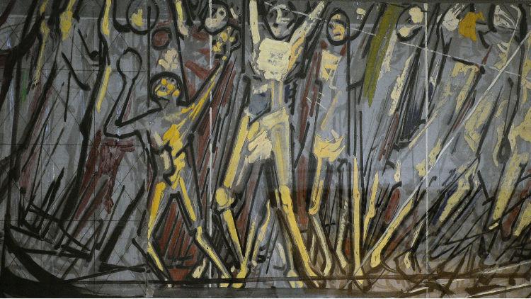 El retorno del realismo. Siqueiros y la neovanguardia (1958-1974)