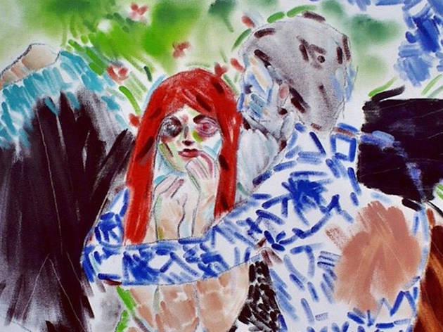"R.B. Kitaj, ""The Exile at Home"""