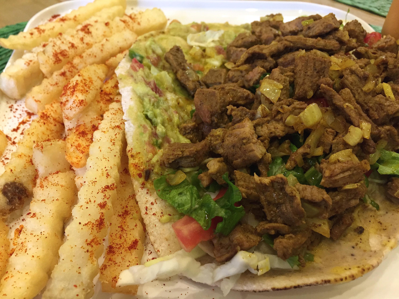 Platillo del mes: shawarma
