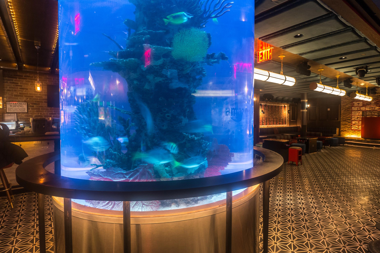 Fishbowl at Dream Midtown