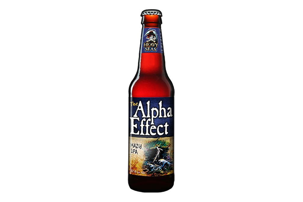 Alpha Effect, Heavy Seas Beer