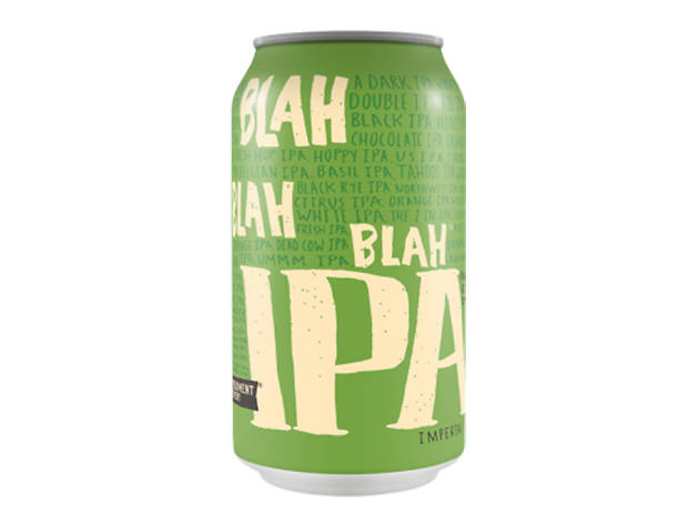 Blah Blah Blah IPA, 21st Amendment Brewery