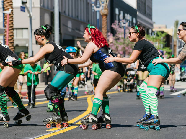 St. Patrick's Day events in Los Angeles