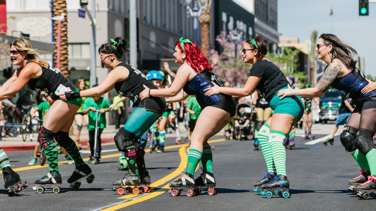 St. Patrick's Day events in L.A.