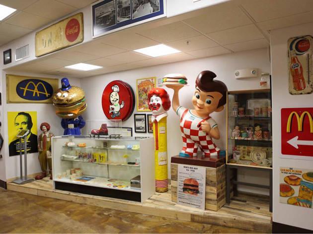 Burger Beast Museum by Burger Beast