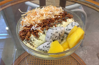 Rubberduck smoothie bowl (Photo: Lim Chee Wah)