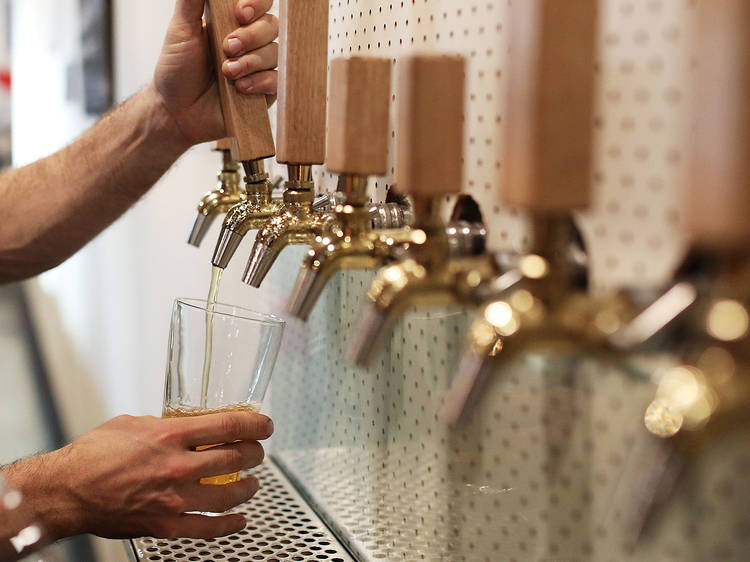 The best breweries in Melbourne